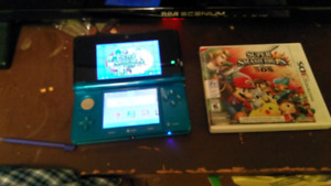 3ds and super smash Bros