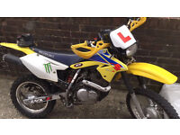 Drz 125 road legal Suzuki motorbike rare