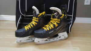 Patins hockey CCM Tacks, pointure 5.5 jr - 1 saison PeeWee