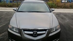 08 Acura TL safetied comes with 20's