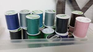 for sale brand new sewing thread different colour 32 Regina Regina Area image 2