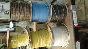 Electrical wire and boxes