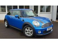 MINI One D 1.6 D ONE (blue) 2011