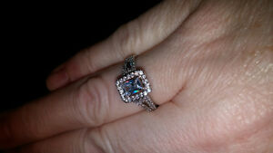 Diamond ring Kitchener / Waterloo Kitchener Area image 1