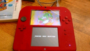 NINTENDO 2DS SYSTEM 3DS