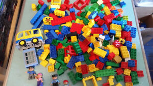 GENUINE BULK DUPLO LEGO LOT
