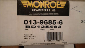 Two BRAND NEW Monroe Brake Rotors - Ford Explorer/Ranger Kitchener / Waterloo Kitchener Area image 3