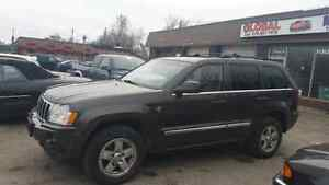 2005 Grand Cherokee LIMITED EDITION 5.7 HEMI 4x4