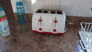 toaster and microwave for sale