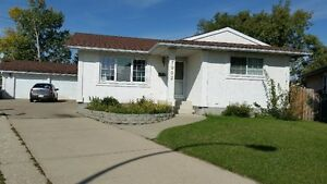 FREE Rent Dec, 4 Bedroom Bungalow, Fort Sask. Available Now