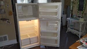 Fridge or fridge and stove combo