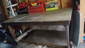 FREE work bench still available