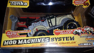 TRANSFORMERS PRIME, TONKA MOD MACHINES Toys - NEW!!!!