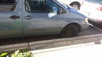 1998 Toyota Sienna CE Minivan, Van
