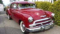 1951 Chevrolet ''Fleetline' *****ECHANGES******