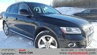 2013 Audi Q5 2.0T Prem Plus Tip qtro