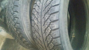 225 55 16 winter tires great shap