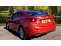 2015 Mazda 3 2.2d Sport Nav 4dr Manual Diesel Saloon