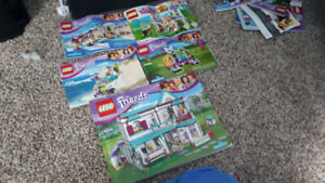 Girls Lego Sets