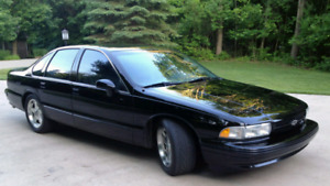 looking for 94-96 Caprice/Impala ss