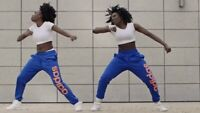 Afro-Beat Dance instructor