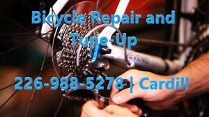 ►►►Bicycle Repair /  Bike Tune Up -   Same Day