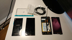 Xperia Z3 for parts & extras (From Rogers)