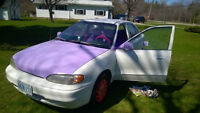 Custom Accent $3000 Saftey and Etested purple,pink,girly,clean