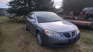 2006 Pontiac G6 Best Offer.
