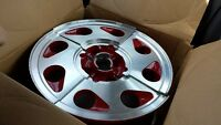 14 inch volkswagen powder coated rim in 4 pieces