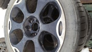 RIMS AND TIRES FOR SALE 255/45/20