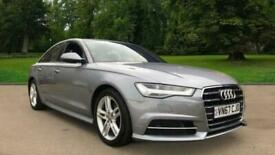 image for Audi A6 2.0 TDI Ultra S Line Auto  Nav Saloon Diesel Automatic