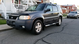 ford escape 2004 v6 4x4