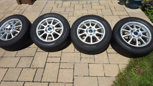4 Mags Volvo S40 - 4x114.3 - $100
