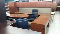 BIGGEST SELECTION OF DESKS,FILE CABINETS,CHAIRS ....
