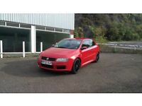 Fiat stilo abarth 2.4 20v rosso red
