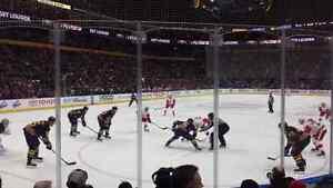 Buffalo Sabres tickets below face value 6th row
