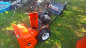 Ariens 8/24 snowblower