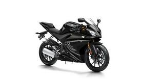 2017 YAMAHA YZF-R125 ABS TECH BLACK, *YAMAHA LOW RATE FINANCE AVAILABLE 0% APR
