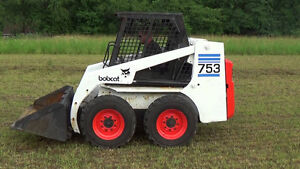 SKID STEER  SKIDSTEER WANTED