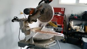 Looking to trade cop saw and table saw for bike