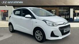 image for 2019 Hyundai i10 1.2 SE 5dr Petrol Hatchback Hatchback Petrol Manual