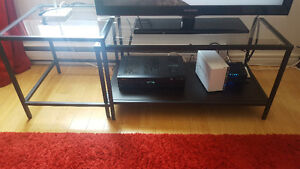 URGENT - Tables basses - meuble TV / Coffee tables - TV stand