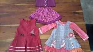 Lot vêtements fille 12-18 mois West Island Greater Montréal image 9