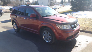 Dodge journey R/T 2011 awd