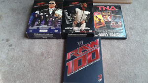 WWE/TNA Wrestling DVDS Cambridge Kitchener Area image 3