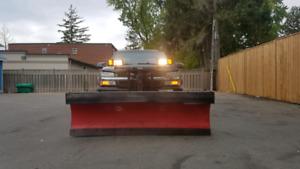 Western Commercial grade plow