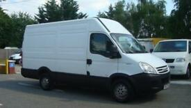 2008 IVECO DAILY 2.3 TD MWB 3300 High Roof Van 3300 NO VAT