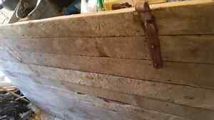 Large and rare - 100 year old antique barn door London Ontario image 5