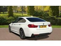 BMW 4 Series 430i M Sport 5dr (Professional Auto Hatchback Petrol Automatic
